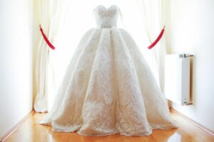 Beautiful-wedding-dress-on-mannequin-cm